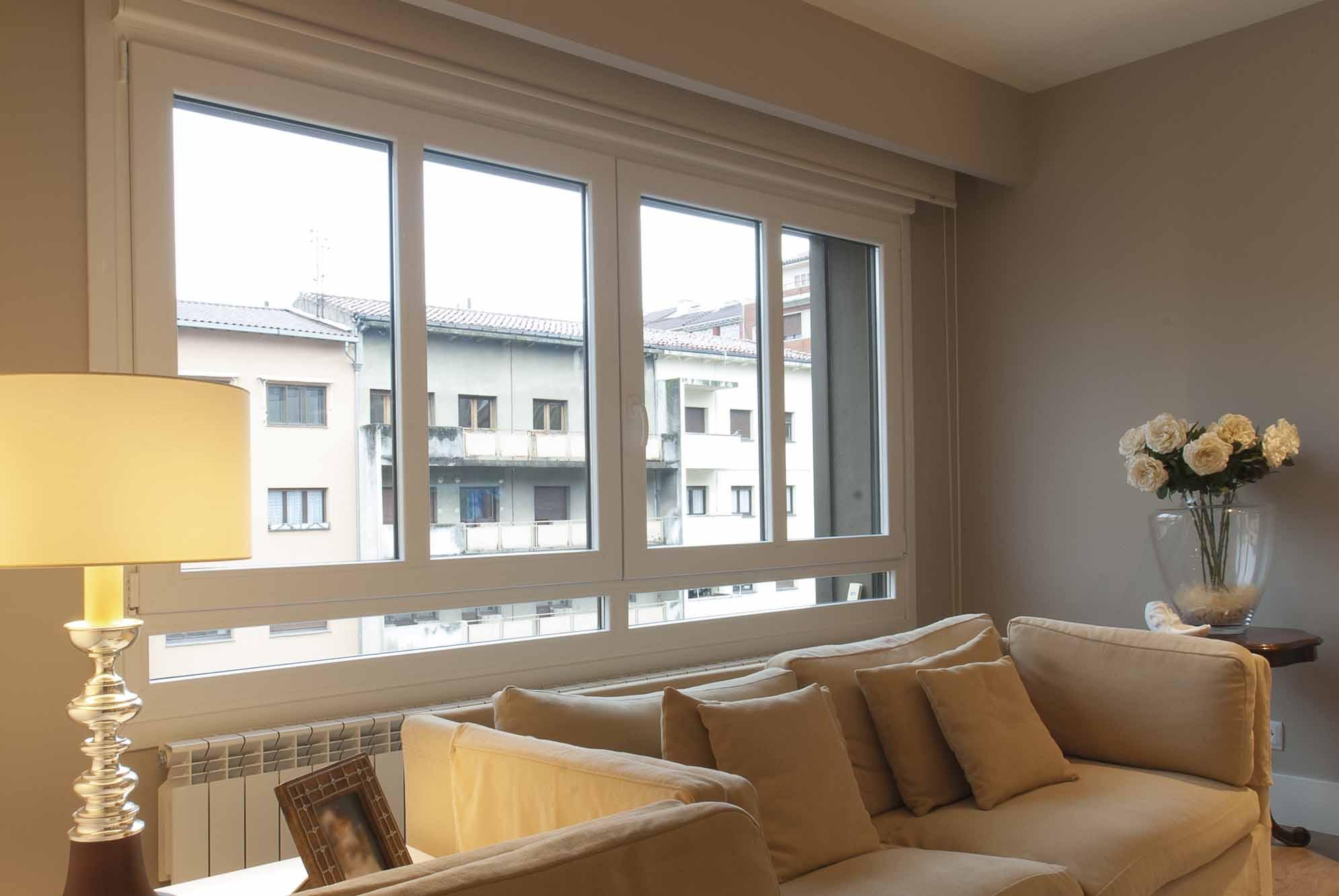 Beneficios de las ventanas de PVC