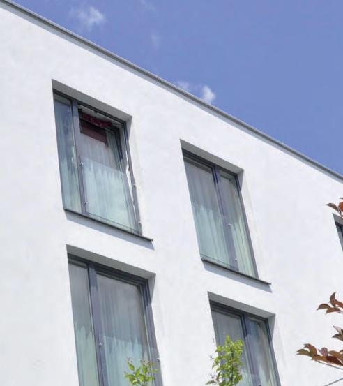 Las ventanas de PVC tienen una vida de hasta 50 años