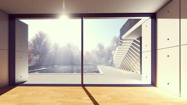 ¿Aparece alguna diferencia entre las ventanas PVC existentes?